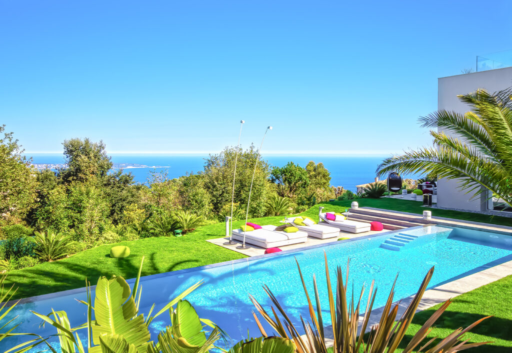 Luxury Villa for Rent French Riviera
