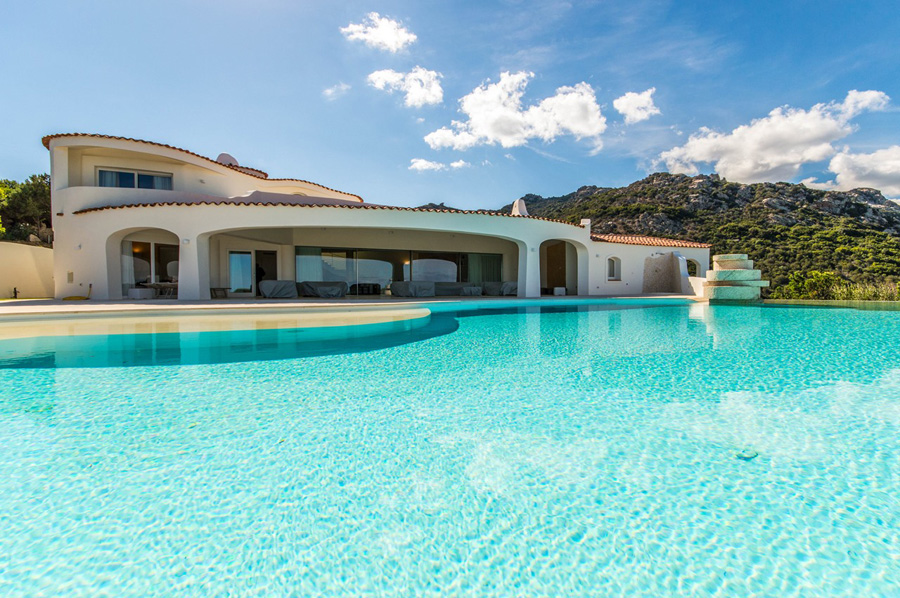 Exclusive Villa Rental Sardinia