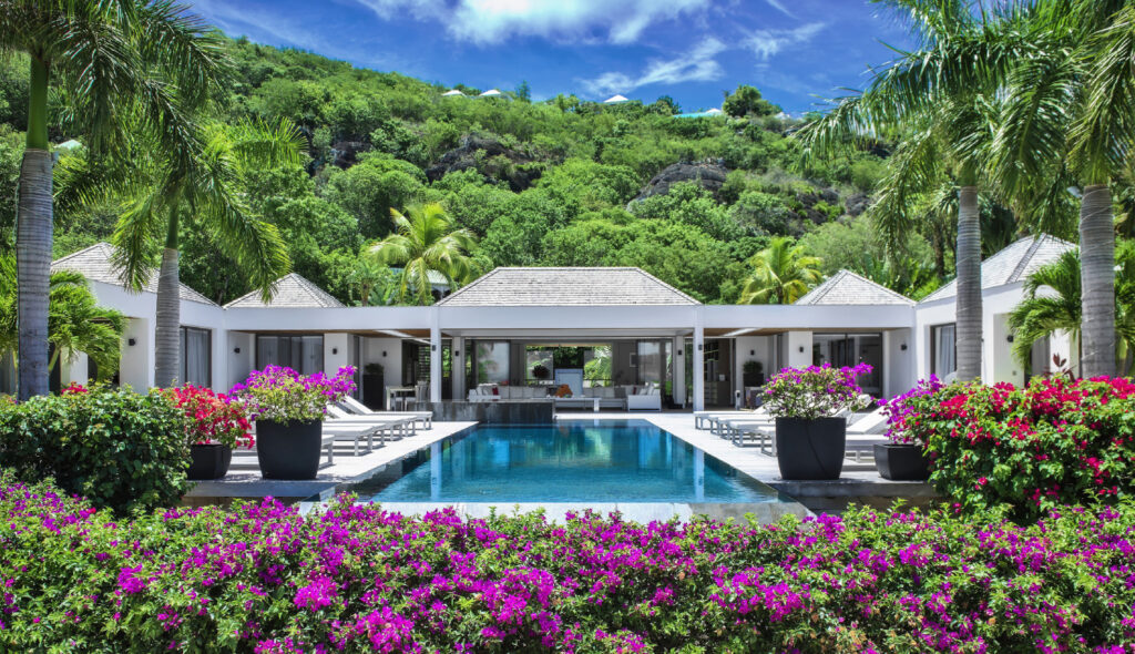 Villa Palm Beach | St Barths | Haute Retreats