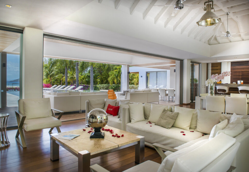 Villa Palm Beach St. Barths