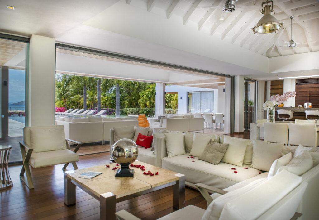 Villa Palm Beach St. Barths