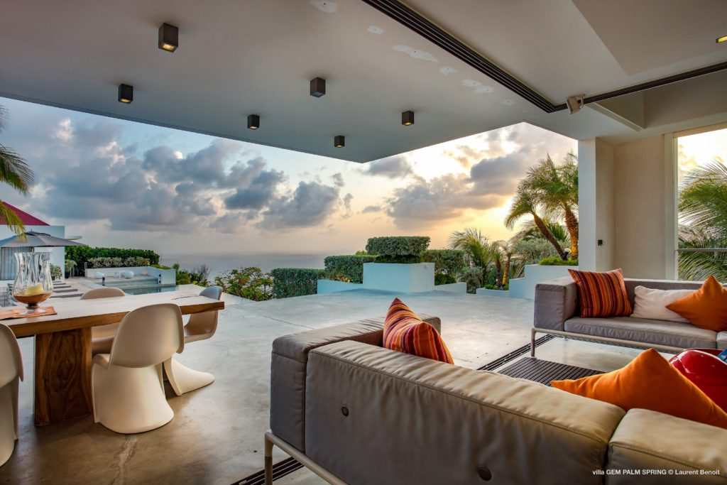 Villa Palm Springs | St Barts | Haute Retreats
