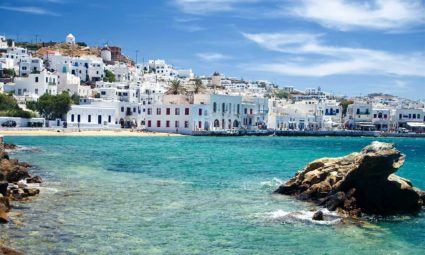 Top Restaurants in Mykonos