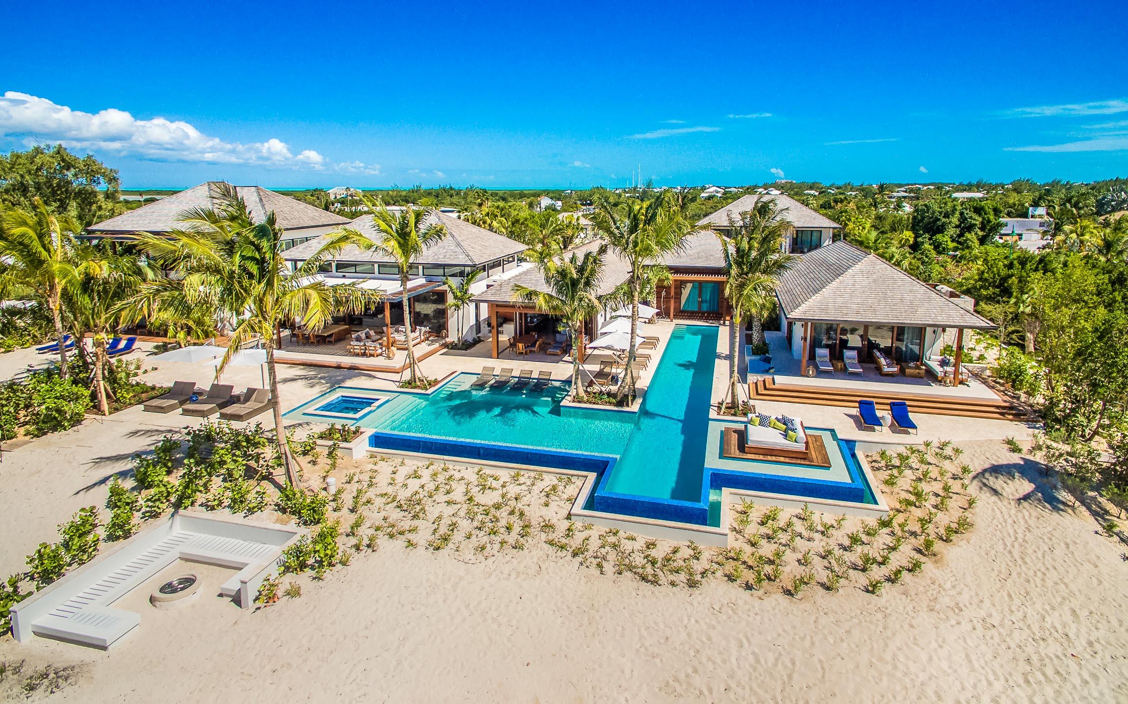 luxurybeachfront villa