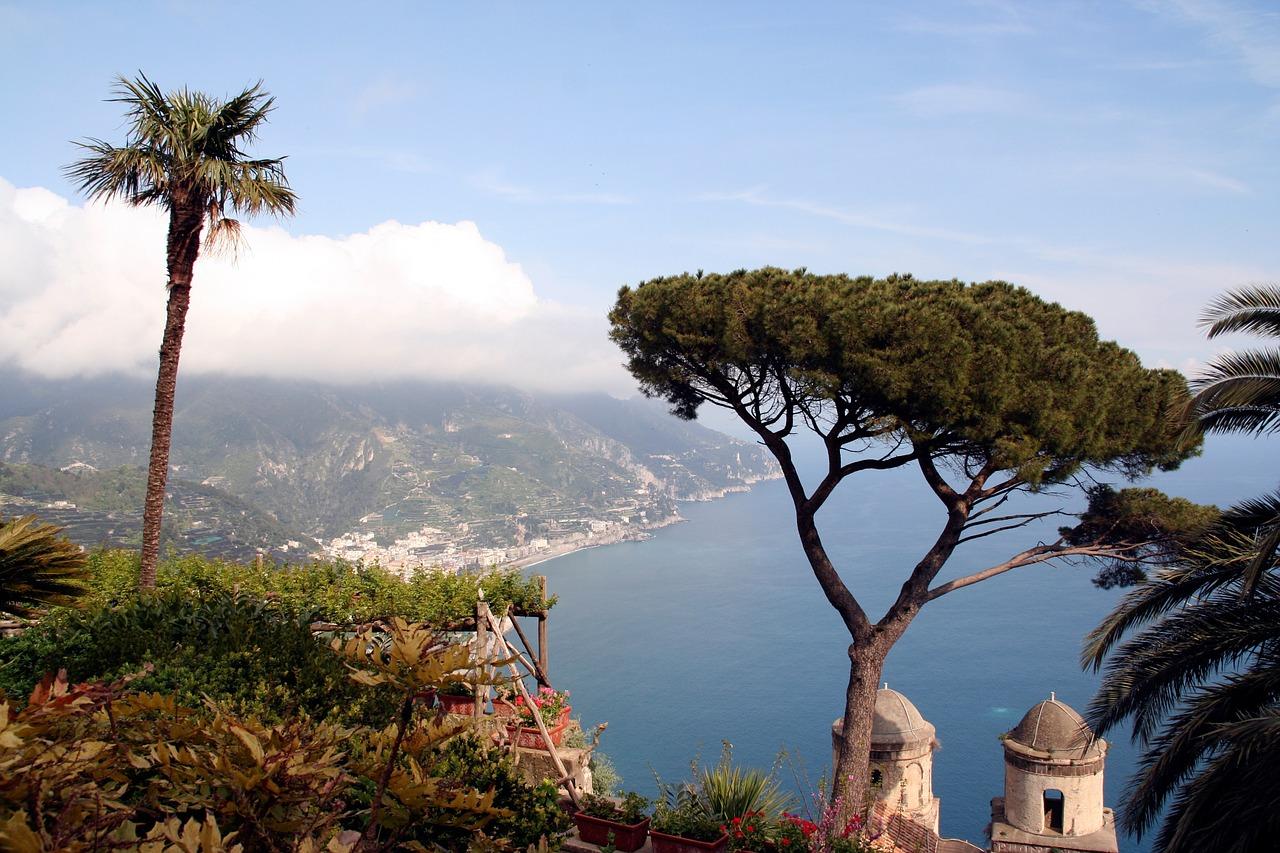 Villa Rufolo, Amalfi Coast