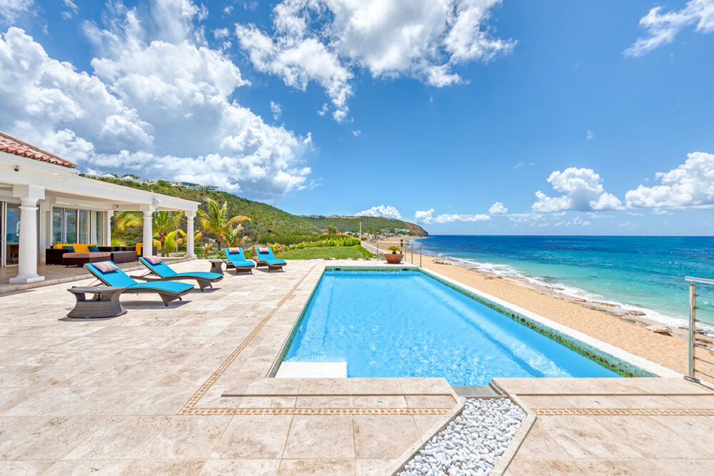 Villa La Vie en Bleu by Haute Retreats | St Martin Villas