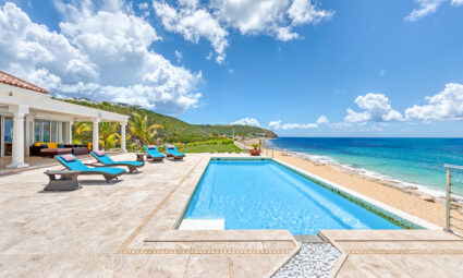 Villa La Vie en Bleu by Haute Retreats | St Martin Villas
