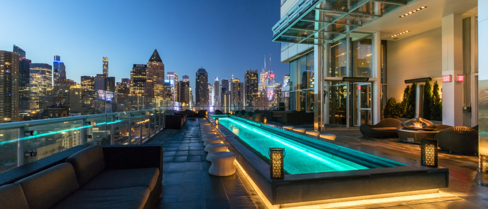 10 best rooftop bars in New York city