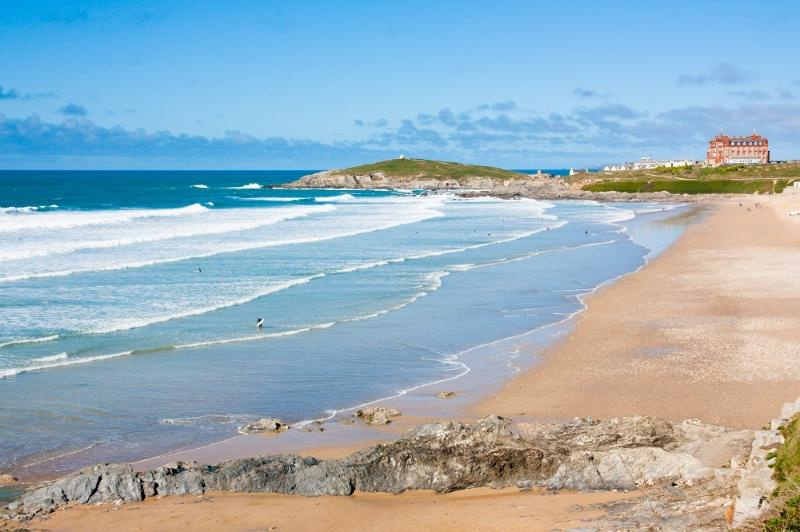 Top 5 beaches in England